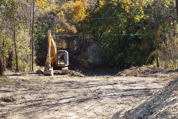 Grading & Excavation – 1